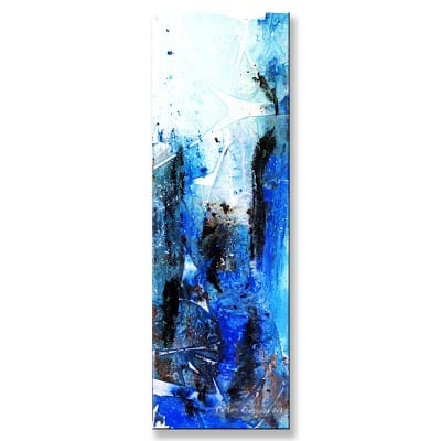 Glacial Energy, ABSTRACT PAINTING