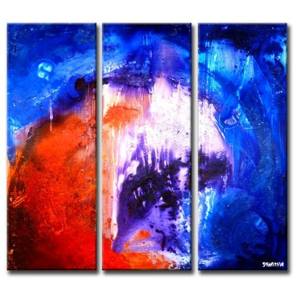 Negotiations, ABSTRACT PAINTINGS