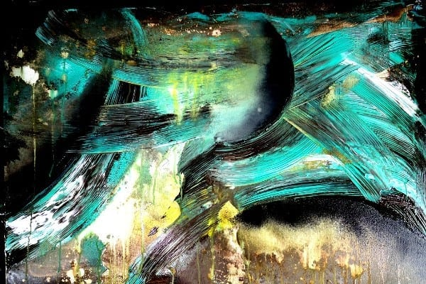 Original-abstract-painting-by-peter-dranitsin-called-Illusion-of-Depth-buy-this-painting-at-UrArtStudio