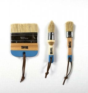 3in oval brush dranitsin
