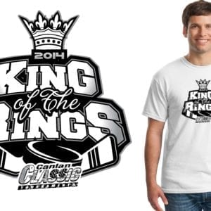 2014 King of the Rings LOGO DESIGN