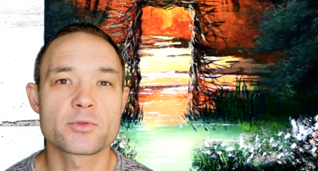 Art Videos Tutorials by Peter Dranitsin - EXCLUSIVE - MEMBER ONLY