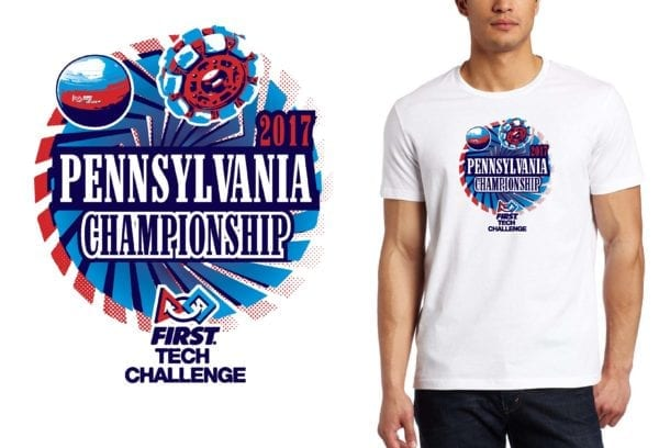 PRINT 2017 Pennsylvania FTC logo design
