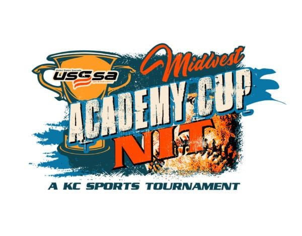 PRINT Midwest Academy Cup NIT logo design